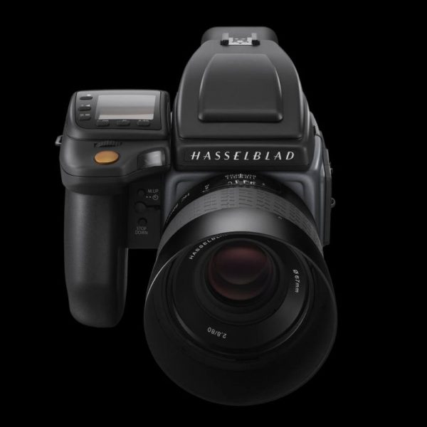 H6X Camera Body – No Viewfinder